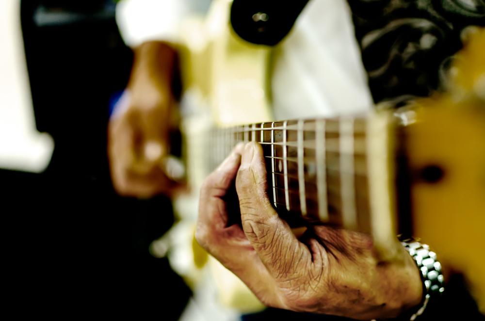 gitarr men